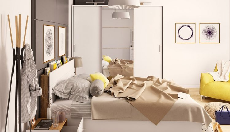 mobila dormitor porta i